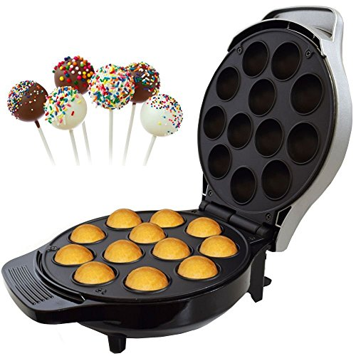Syntrox Germany Cake Pop Maker CPM-1200W für 12 Cake Pops