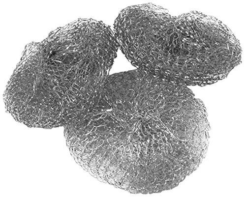 Eponge Grattante Tampon Métallique APTA Grattoir en Acier Paille de fer Récurage Nettoyage