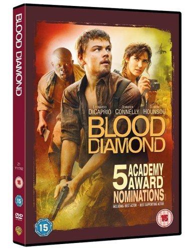 Blood Diamond [Reino Unido] [DVD]