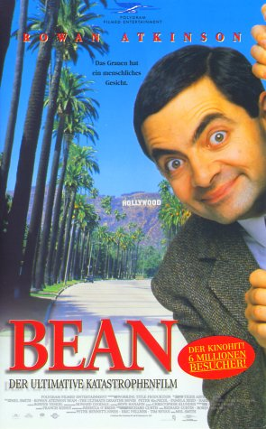 Bean - Der ultimative Katastrophenfilm [VHS]