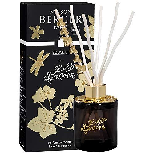 MAISON BERGER Paris - Bouquet Parfumé Bijou Lolita Lempicka - Black Edition