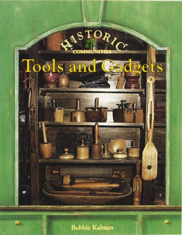 Price comparison product image Tools and Gadgets (Historic Communities (Paperback))