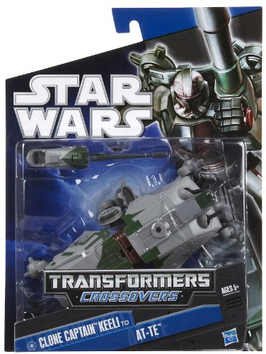 Hasbro Star Wars Transformers Figure - Clone Trooper