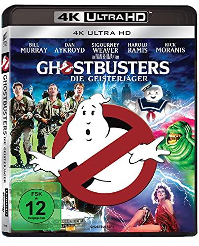 Ghostbusters 1 (4K Ultra HD)