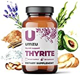 UMZU Thyrite: Natural Thyroid Support for Better Conversion of T4 to T3
