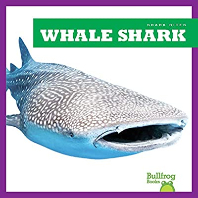 Whale Shark (Bullfrog Books: Shark Bites)