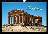 Sizilien (Wandkalender 2022 DIN A4 quer): Sonneninsel Italiens (Monatskalender, 14 Seiten )