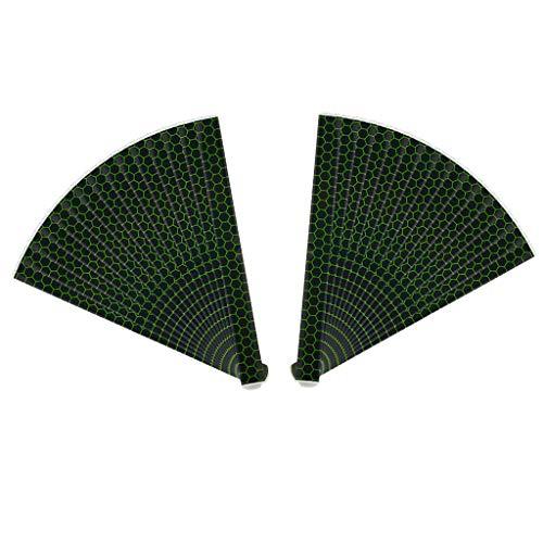 Baoblaze 24 Stück Pfeilwraps Arrowwraps 19x1,5x0,1 cm