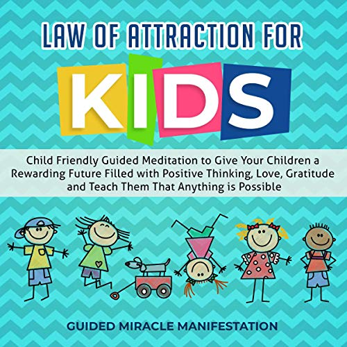 Law of Attraction for Kids cover art