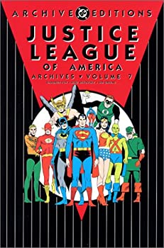 Justice League of America Archives, Vol. 7 - Book  of the DC Archive Editions