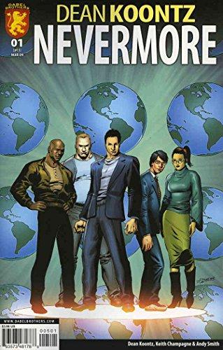 Nevermore (Dean Koontz's) #1 VF ; Dabel...