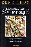 Esquisse d'une sémiophysique - Physique aristotélicienne et théorie des catastrophes