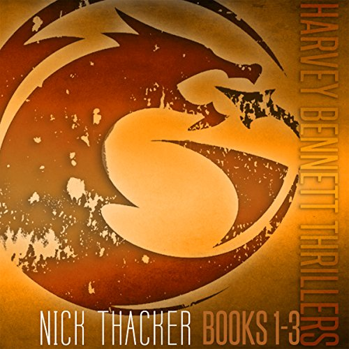 Harvey Bennett Thrillers: Books 1-3     Harvey Bennett Thrillers Box Set              By:                                                                                                                                 Nick Thacker                               Narrated by:                                                                                                                                 Mike Vendetti                      Length: 28 hrs and 33 mins     20 ratings     Overall 3.6