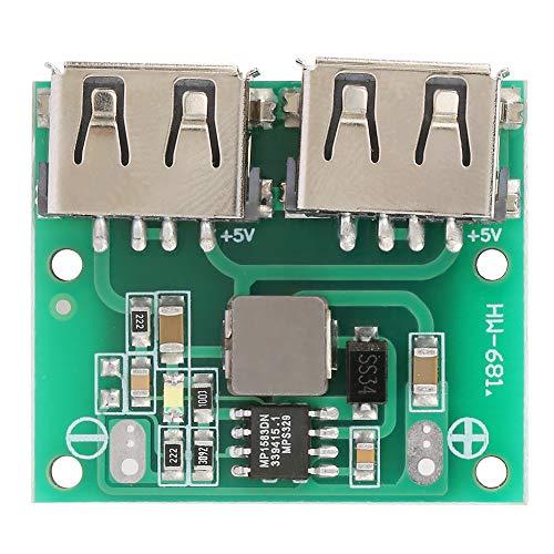 Módulo Buck, placa de carga de la batería Voltaje de entrada Electrónico premium hecho de componente electrónico