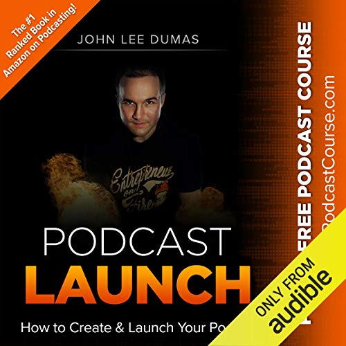 Podcast Launch audiobook cover art