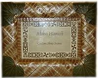 """Alii of Hawaii Haole Koa & Sea Grape Picture Frame (5""""x7"""") [並行輸入品]"""