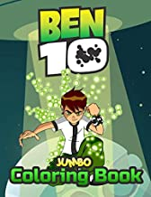 Ben 10 Coloring Book: Amazing Coloring Book For Kids and Adults