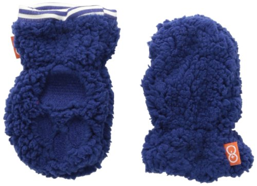 Magnificent Baby Baby-Boys Infant Smart Mittens, Blueberry, 6-12 Months