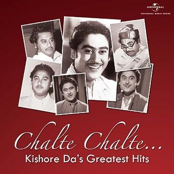 Chalte Chalt...Kishore Da's Greatest Hits