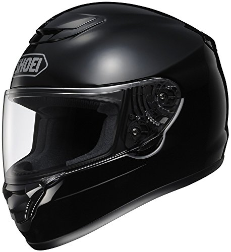 Shoei Qwest Gloss Black Full Face Helmet - 2X-Large