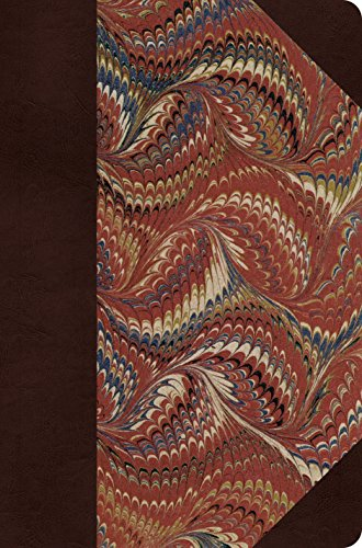 ESV Compact Bible (Classic Marbled)