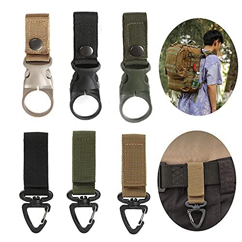 Mosqueton Llavero para Cinturon Marca NETT