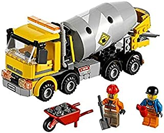 LEGO City 60018 - Betonmischer (B0094J12SW) | Amazon price tracker / tracking, Amazon price history charts, Amazon price watches, Amazon price drop alerts