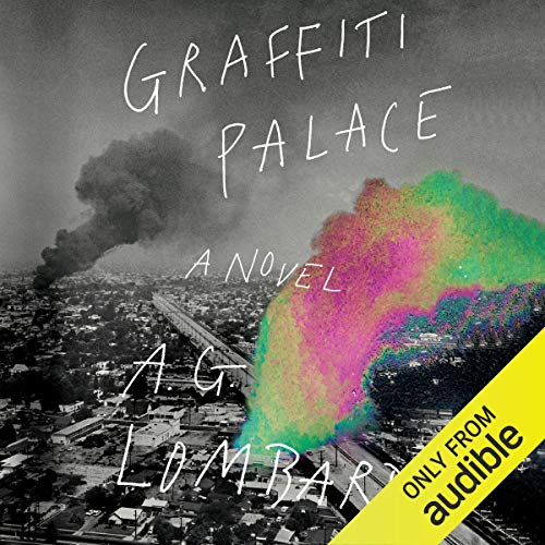 Page de couverture de Graffiti Palace