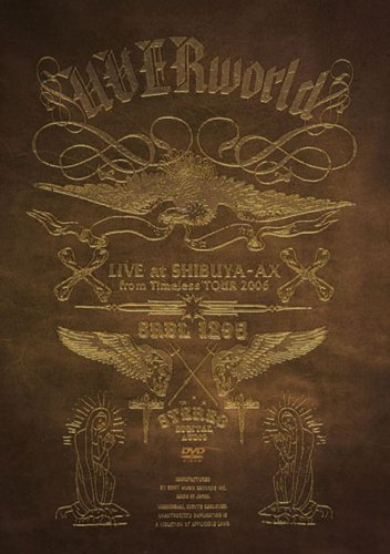 [画像:LIVE at SHIBUYA-AX from Timeless TOUR 2006 [DVD]]