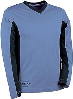 Cofra V057-0-02.Z44 Saragossa Short Bleu Clair//Noir Taille 44