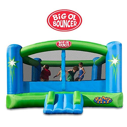 Blast Zone Big Ol Bouncer - Inflatable Bounce House with Blower - Huge - Premium...