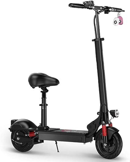 Patinete Eléctrico Plegable, Regulable E-Scooter, 350W de ...