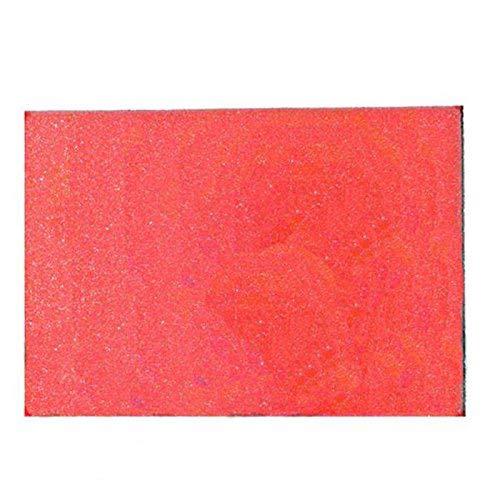 LUFTFILTER filter op maat te snijden universeel inzetbare schuimstoffilter 33cm x 28cm x 1.5cm (AF-23) + BISOMO® sticker
