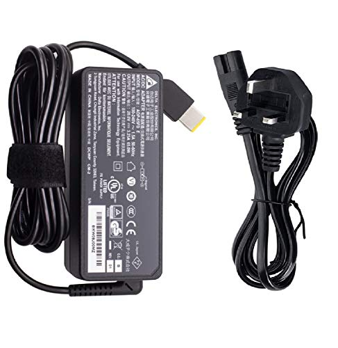 Laptop Charger for Lenovo Lenovo G50-80 G50-80 Touch G70 G70-80 Lavie Z 20V 3.25A V110 V110-14AST V110-14IAP V110-15AST V110-15IAP Flex 2 Flex 3 Yoga 11 11S (All Models) Compatible Replacement Notebook Adapter Adaptor Power Supply