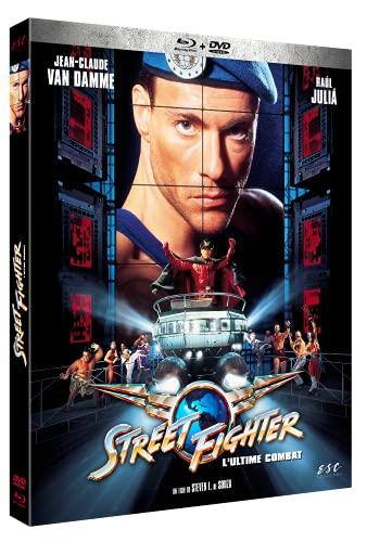 Street Fighter [Combo Blu-Ray + DVD]
