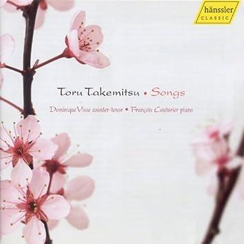 Takemitsu: Songs