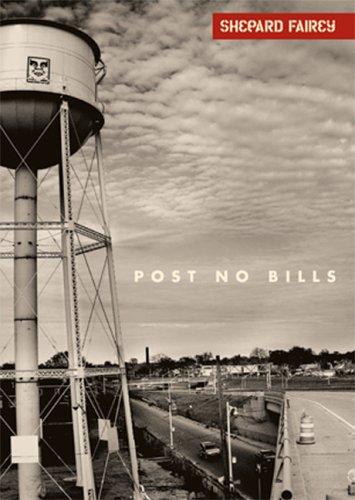 Shepard Fairey Post No Bills /anglais