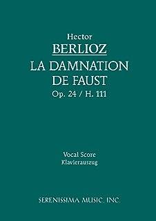 La Damnation de Faust, Op.24: Vocal Score