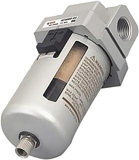 MagiDeal AF3000 03 3/8 Partikel Luftfilter Kompressor Wasser Feuchtigkeit Trap Reiniger