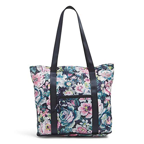 Vera Bradley Women's Packable Tote Totes, Garden Grove, One Size