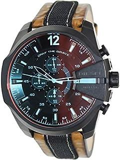 Diesel Men's Watch Mega Chief DZ4305 , 2724303524060