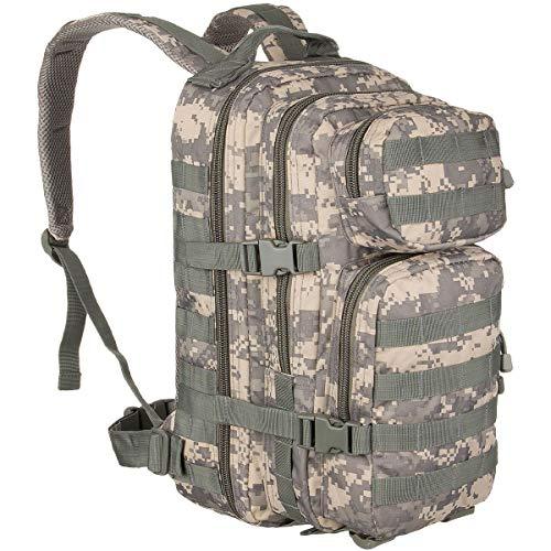 Camouflage Militaire Armée Sac à dos US assault pack 36L MOLLE At Digital