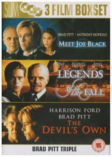 Meet Joe Black/Legends of the Fall/Devil... [UK Import]