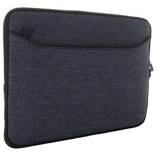 XiRRiX Laptoptasche Tasche universal für 13/13,3 Zoll (33/33,8 cm) Ultrabook Laptop Notebook - Notebooktasche grau