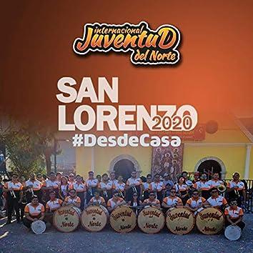 San Lorenzo 2020: #DesdeCasa