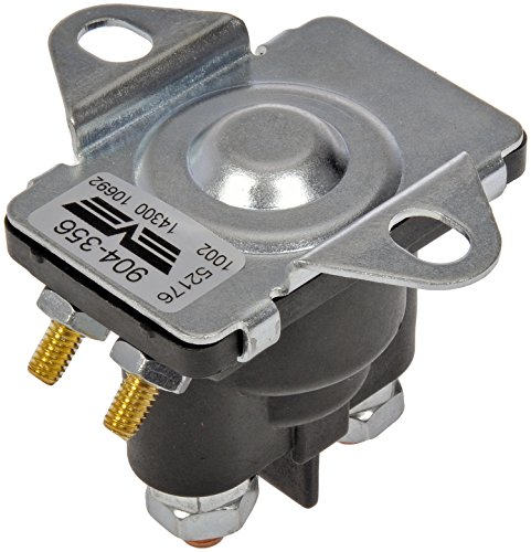 Dorman 904-356 Engine Air Intake Heater Relay for Select Dodge Models