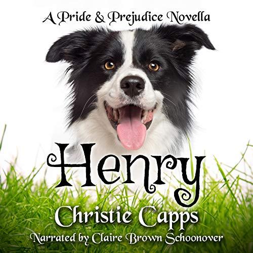 Page de couverture de Henry: A Pride & Prejudice Novella