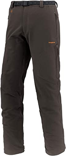 Trangoworld pc007176 4u0-sa Pantalon Long, Homme, Marron, S