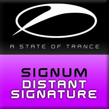 Distant Signature
