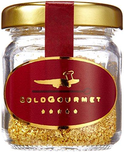 Cake Company Gold Gourmet Goldflocken 22 Karat, 1er Pack (1 x 20 g)